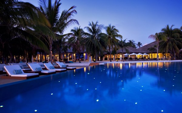 Photography Tropical Resort HD Wallpaper   Background Image