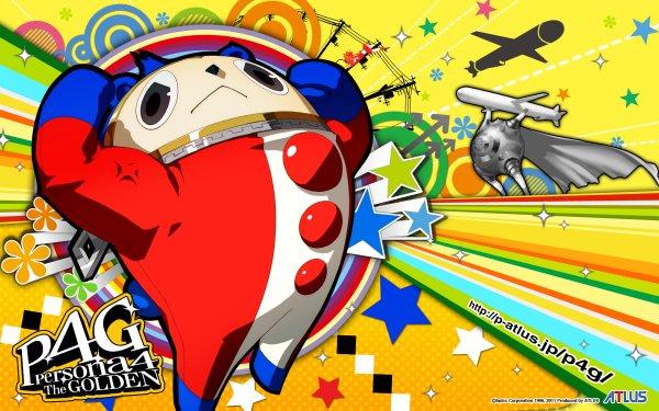 Video Game Persona 4 Golden Persona Persona 4 Teddie HD Wallpaper | Background Image