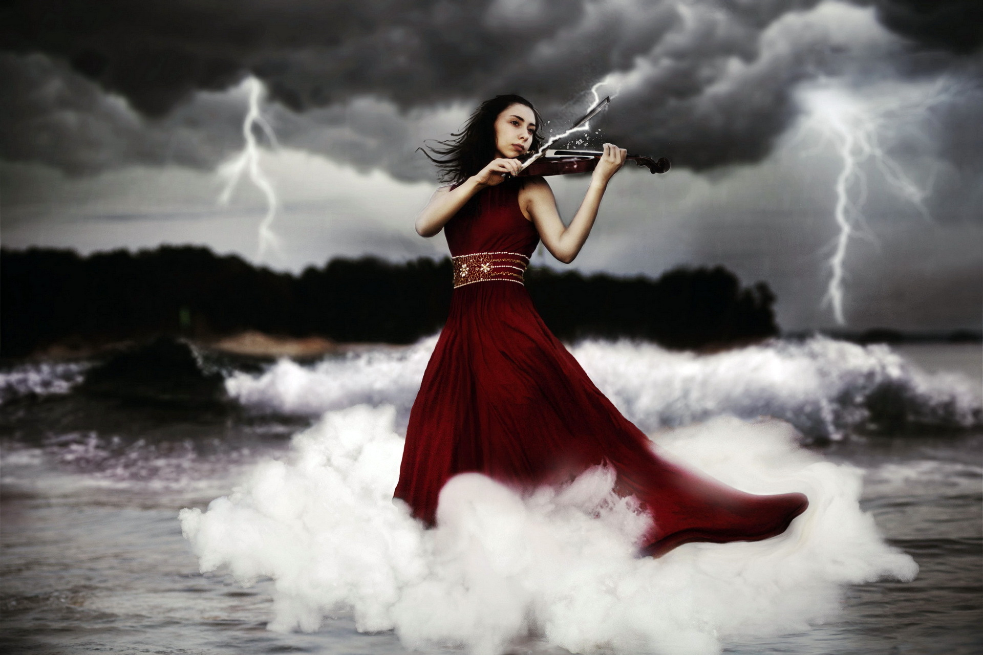 cool 3d wallpaper violin - photo #33