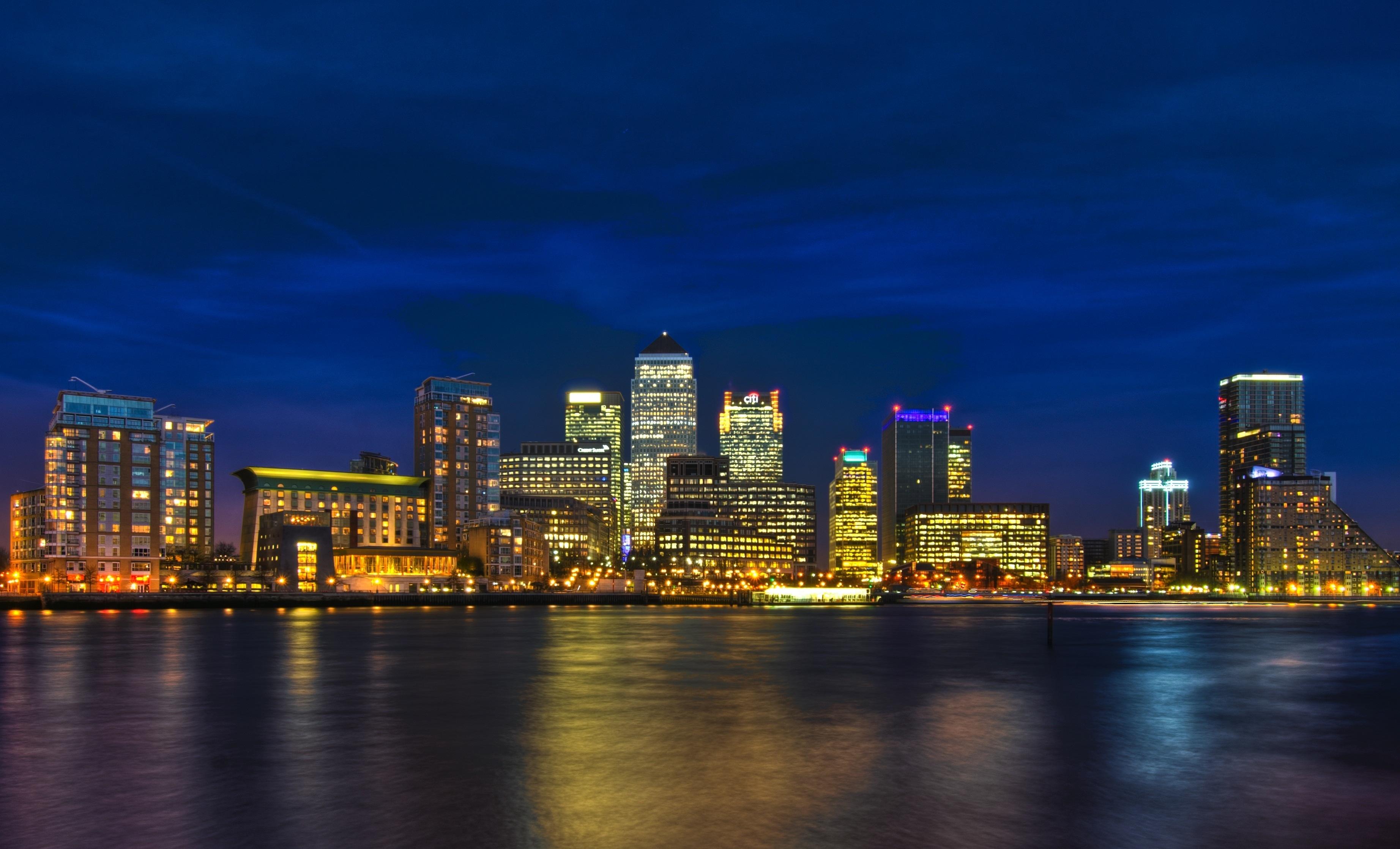 London Night Skyline Wallpaper | www.pixshark.com - Images ...