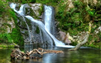 Earth - Waterfall Wallpapers and Backgrounds ID : 303004