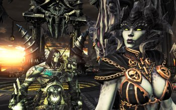 Video Game - Darksiders Ii Wallpapers and Backgrounds ID : 303108
