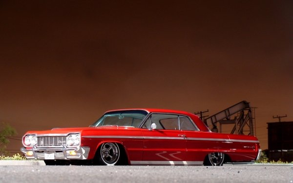 Vehicles Lowrider Chevrolet HD Wallpaper | Background Image