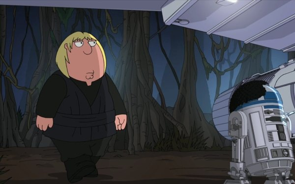 TV Show Family Guy Cartoon R2-D2 Star Wars Chris Griffin HD Wallpaper | Background Image