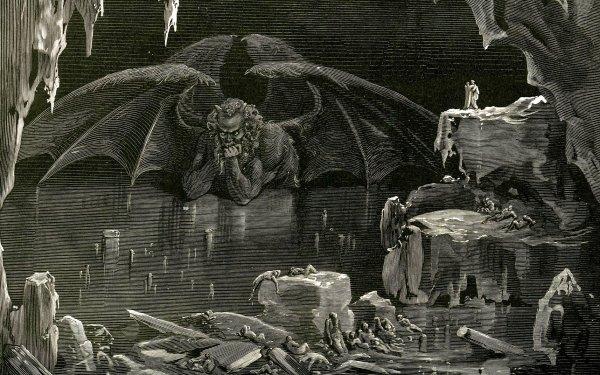 Dark Occult Satanic Satanism Satan Demon HD Wallpaper | Background Image