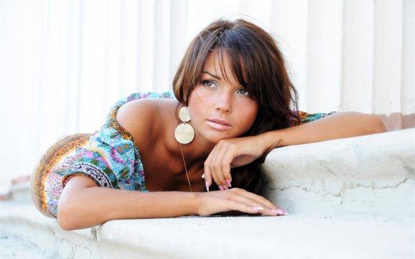 Women Mood Model Fashion Style Face HD Wallpaper | Background Image