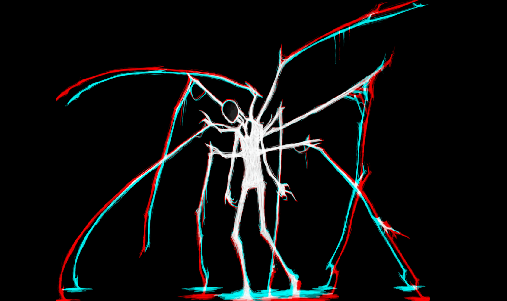 Slenderman Wallpaper And Background Image