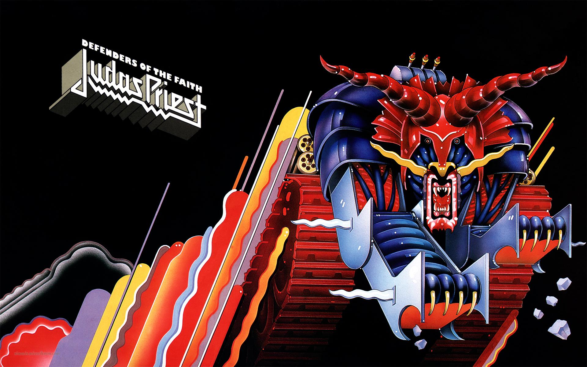Judas Priest Hd Wallpaper Background Image 1920x1200 Id
