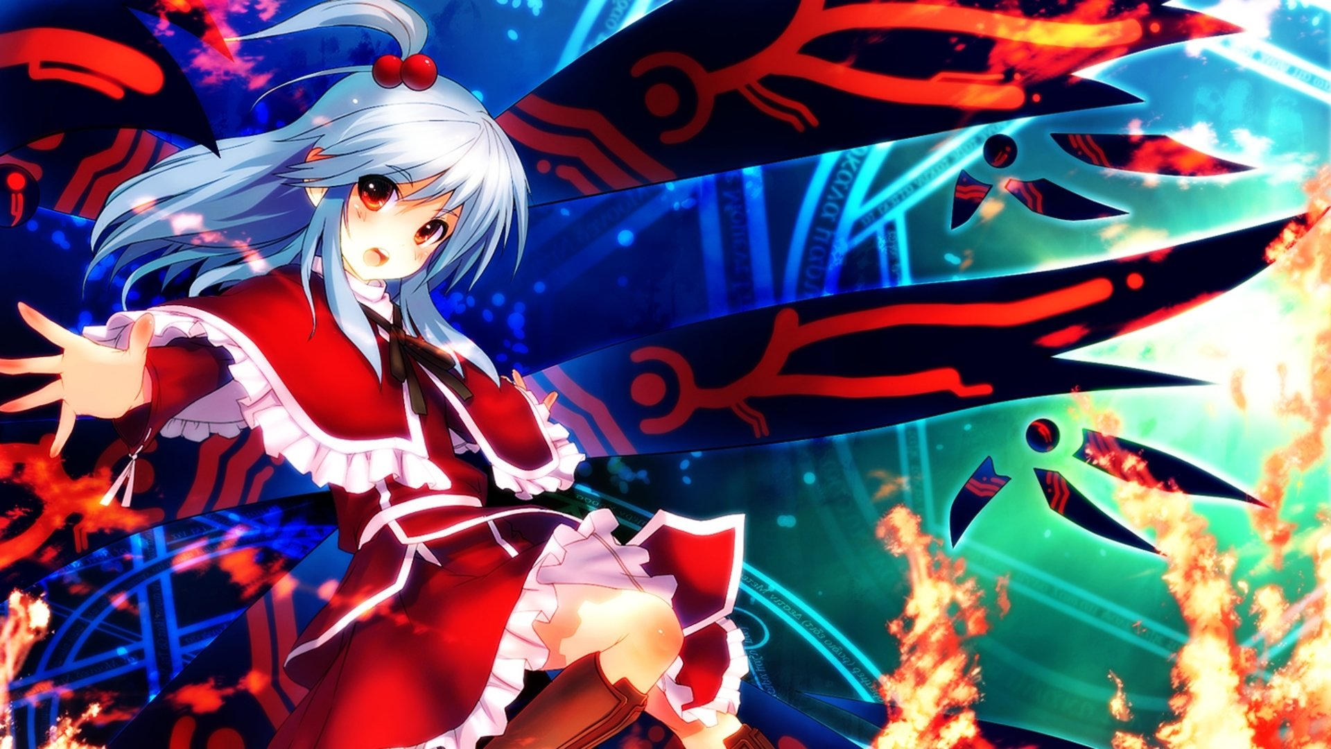 Touhou full hd wallpaper and background image 1920x1080 - Full hd anime wallpaper pack ...
