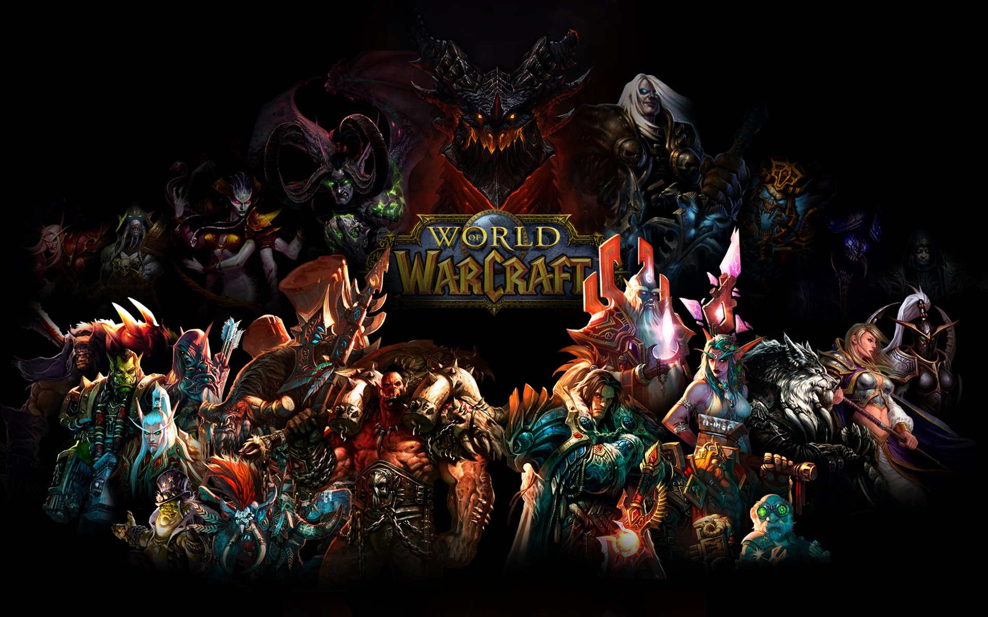 world of warcraft fond d u0026 39  u00e9cran hd