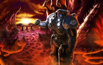 Video Game - Starcraft Wallpapers and Backgrounds ID : 304378