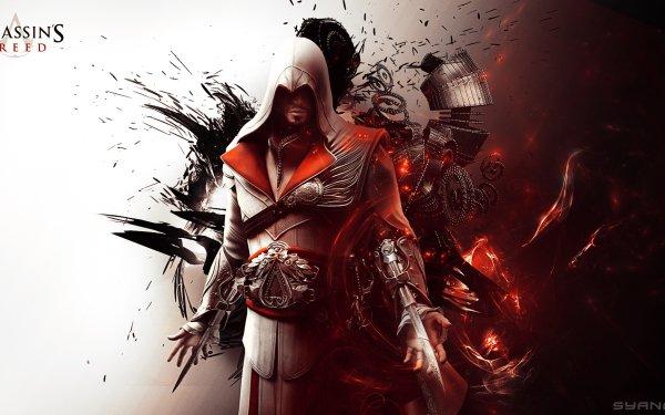 Videojuego Assassin's Creed: Brotherhood Assassin's Creed Ezio Fondo de pantalla HD | Fondo de Escritorio