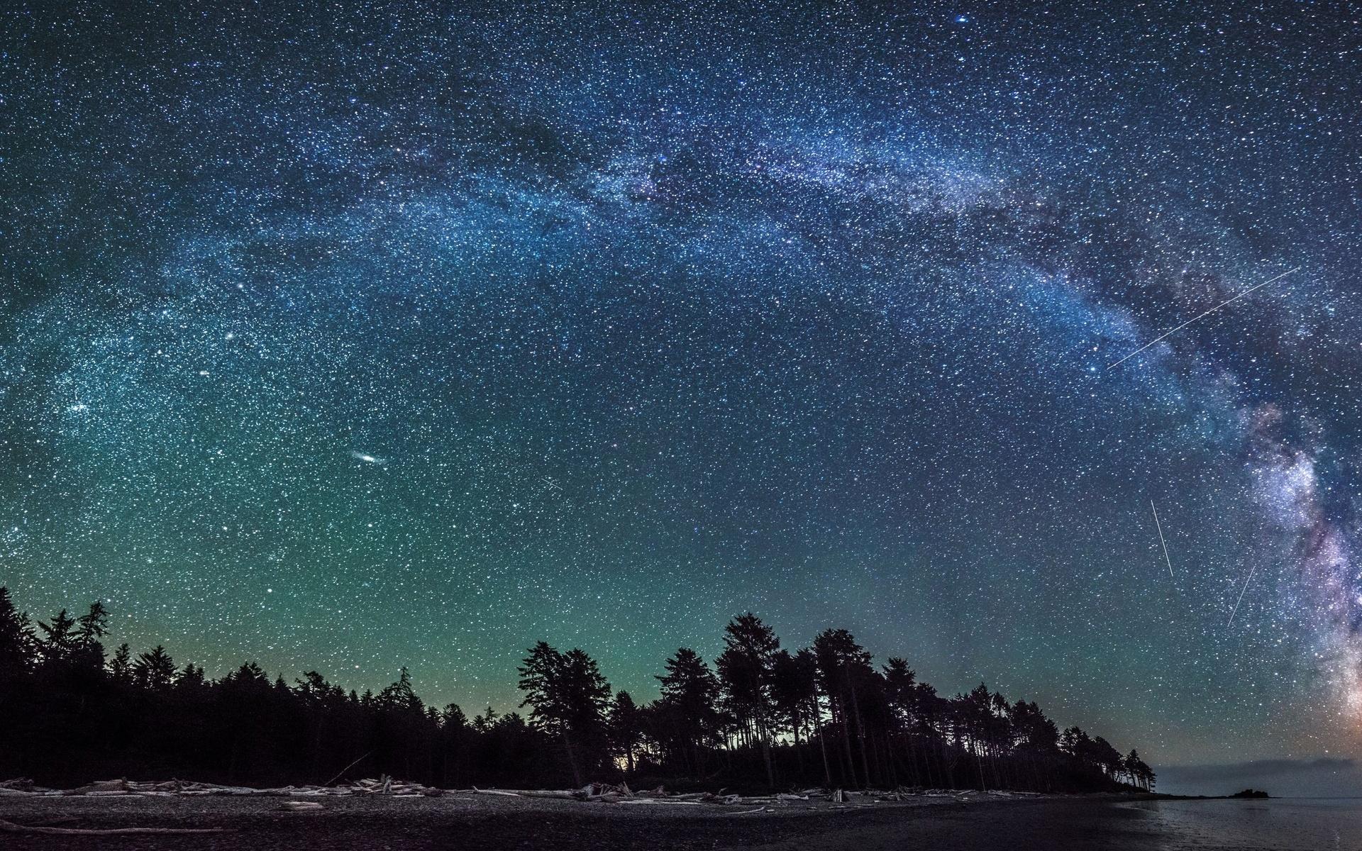 Top Wallpaper Night Galaxy - 305308  2018-47036.jpg