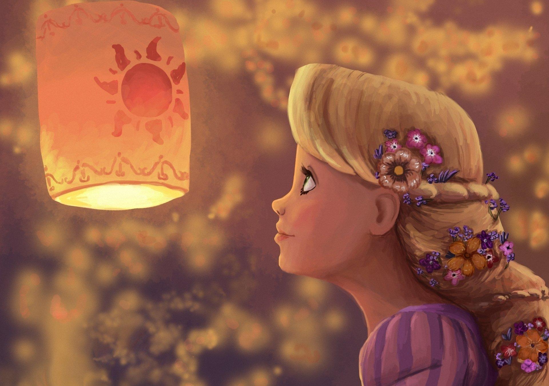 4 Rapunzel HD Wallpapers