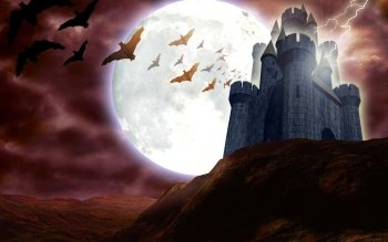 Dark - Halloween Wallpapers and Backgrounds ID : 305706