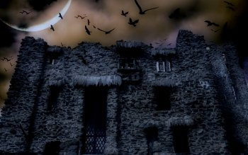 Dark - Haunted Wallpapers and Backgrounds ID : 305736