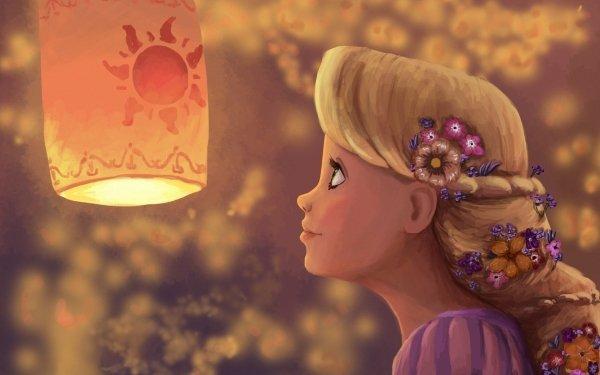 Movie Tangled Rapunzel HD Wallpaper | Background Image