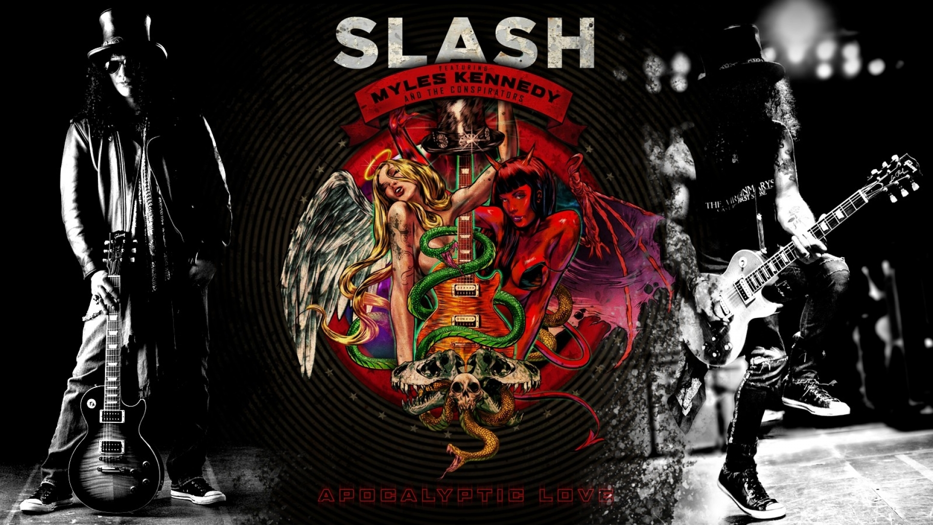 Slash HD Wallpaper