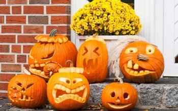 Holiday - Halloween Wallpapers and Backgrounds ID : 306294