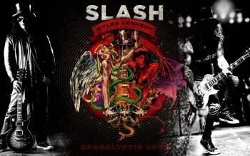 Music - Slash Wallpapers and Backgrounds ID : 306376