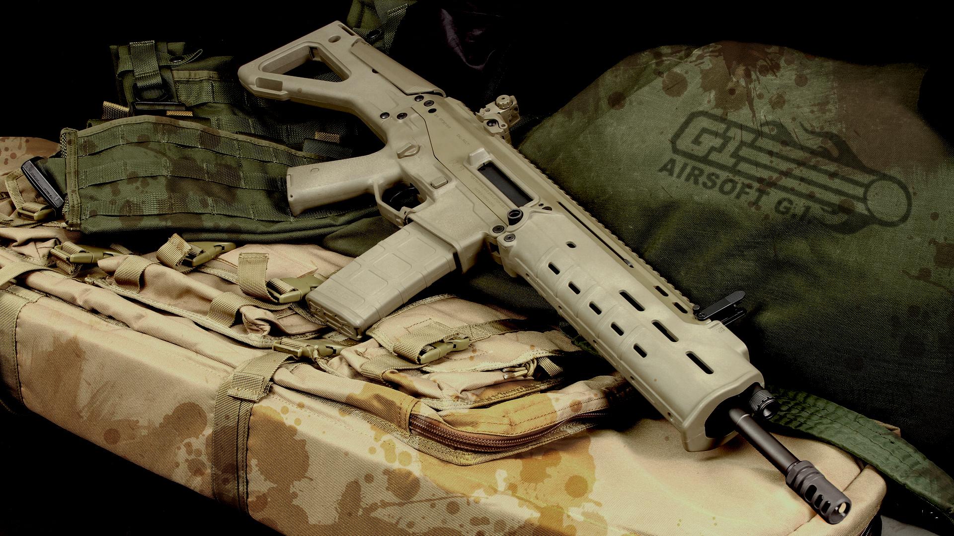 Pubg Scar L Iphone Wallpaper: Assault Rifle HD Wallpaper