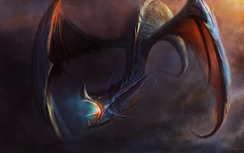 Fantasy - Dragon Wallpapers and Backgrounds ID : 307108