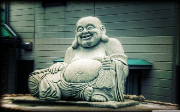 Man Made Statue Buddha HD Wallpaper | Background Image