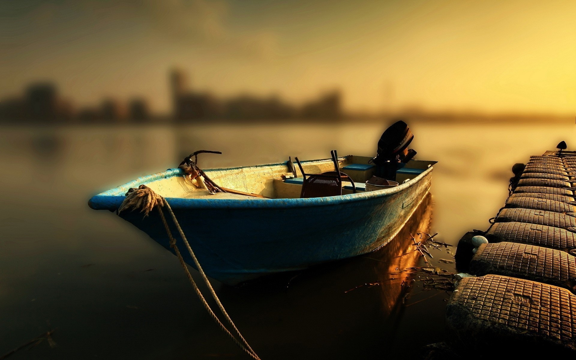 Boat Full HD Wallpaper and Background 1920x1200 ID309326
