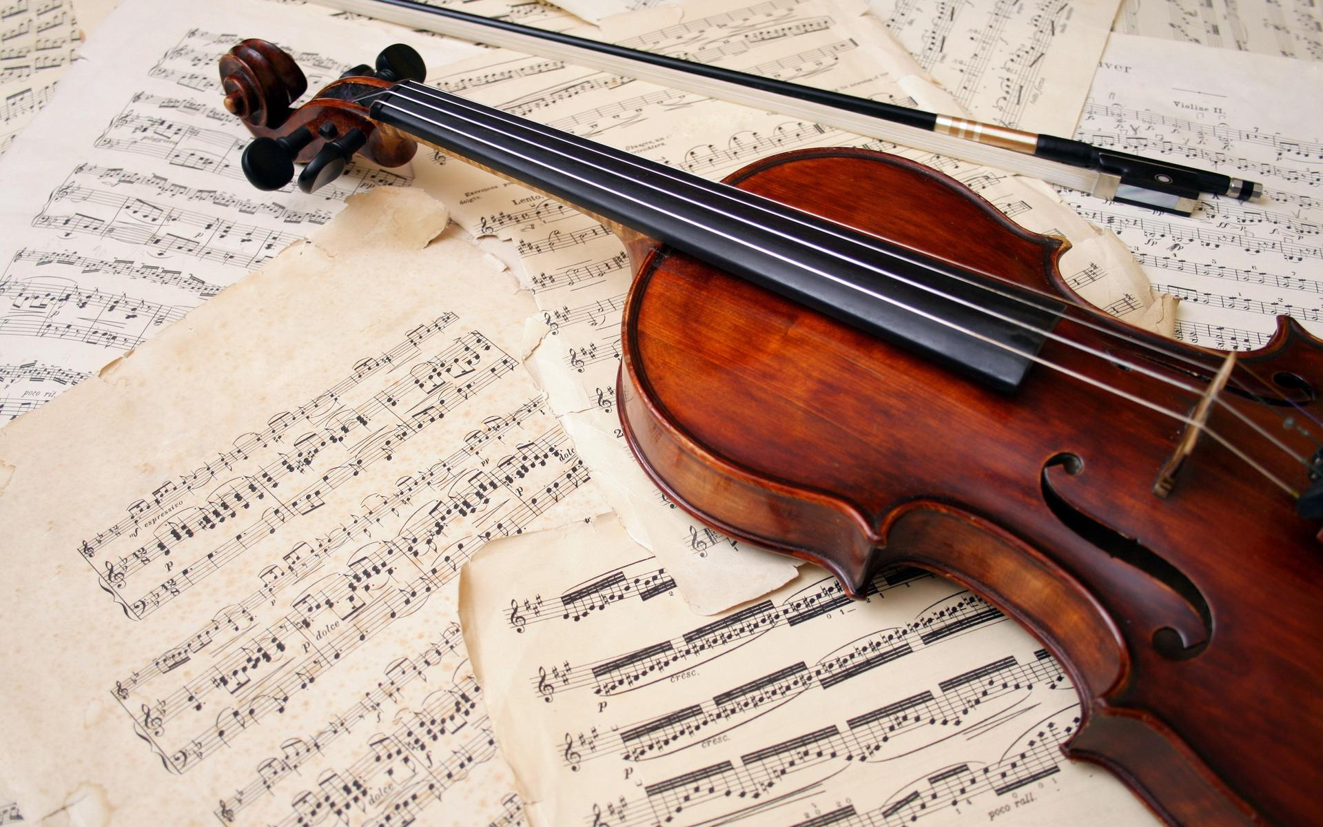 Violin Computer Wallpapers, Desktop Backgrounds ...