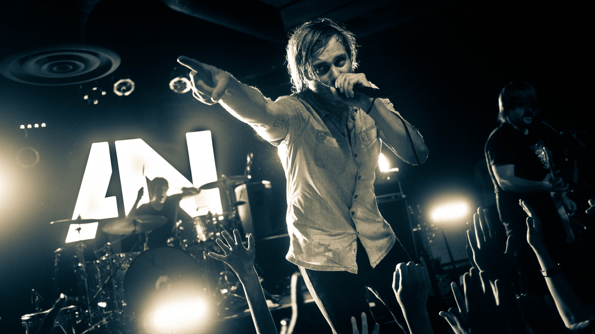 Awolnation Full HD Wallpaper And Background Image