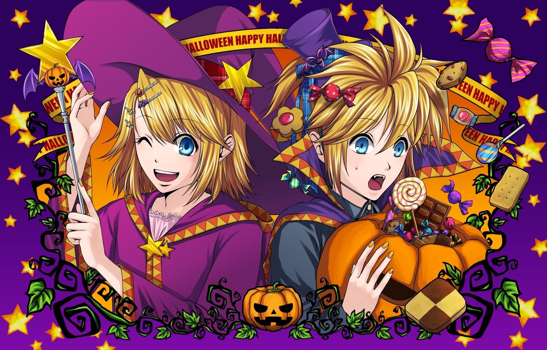 Holiday , Halloween Vocaloid Wallpaper