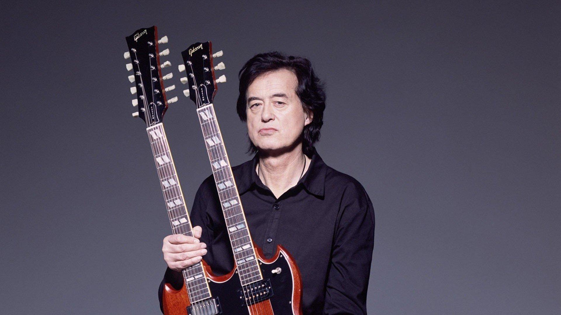 Jimmy Page Rock HD Wallpaper