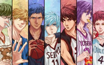 Anime - Kuroko No Basket Wallpapers and Backgrounds ID : 309675