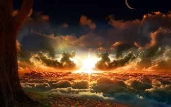 Artistisk - Sunset Wallpapers and Backgrounds ID : 309766