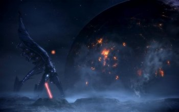 Videojuego - Mass Effect Wallpapers and Backgrounds ID : 309815