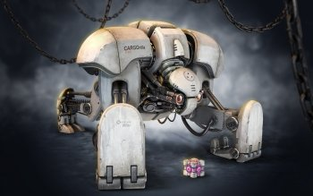 Sci Fi - Robot Wallpapers and Backgrounds ID : 309940