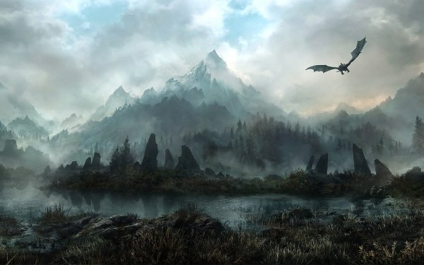 Video Game - skyrim Wallpapers and Backgrounds