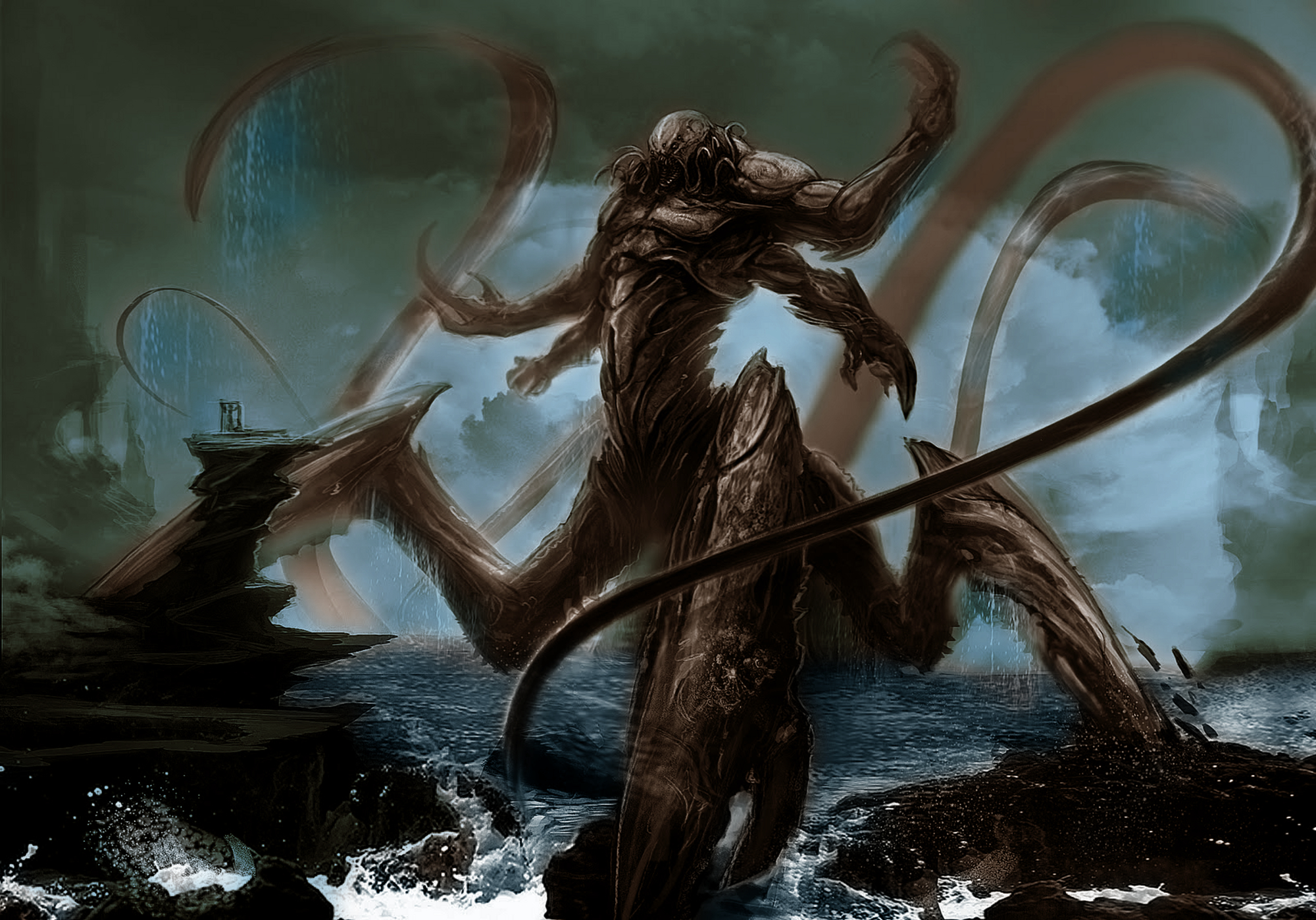 Real Giant Sea Monsters