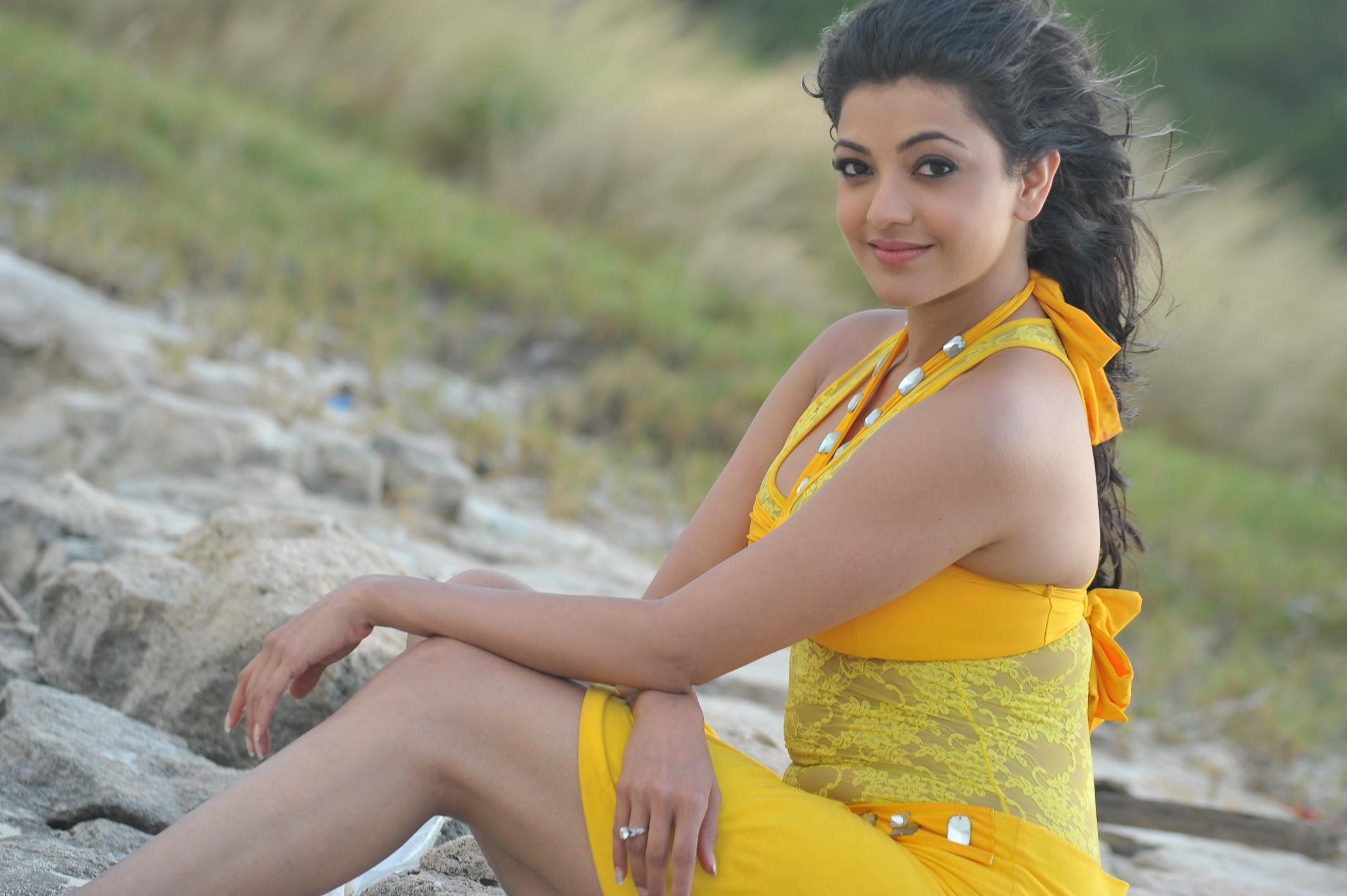 kajal agarwal full hd wallpaper and background image | 2128x1416