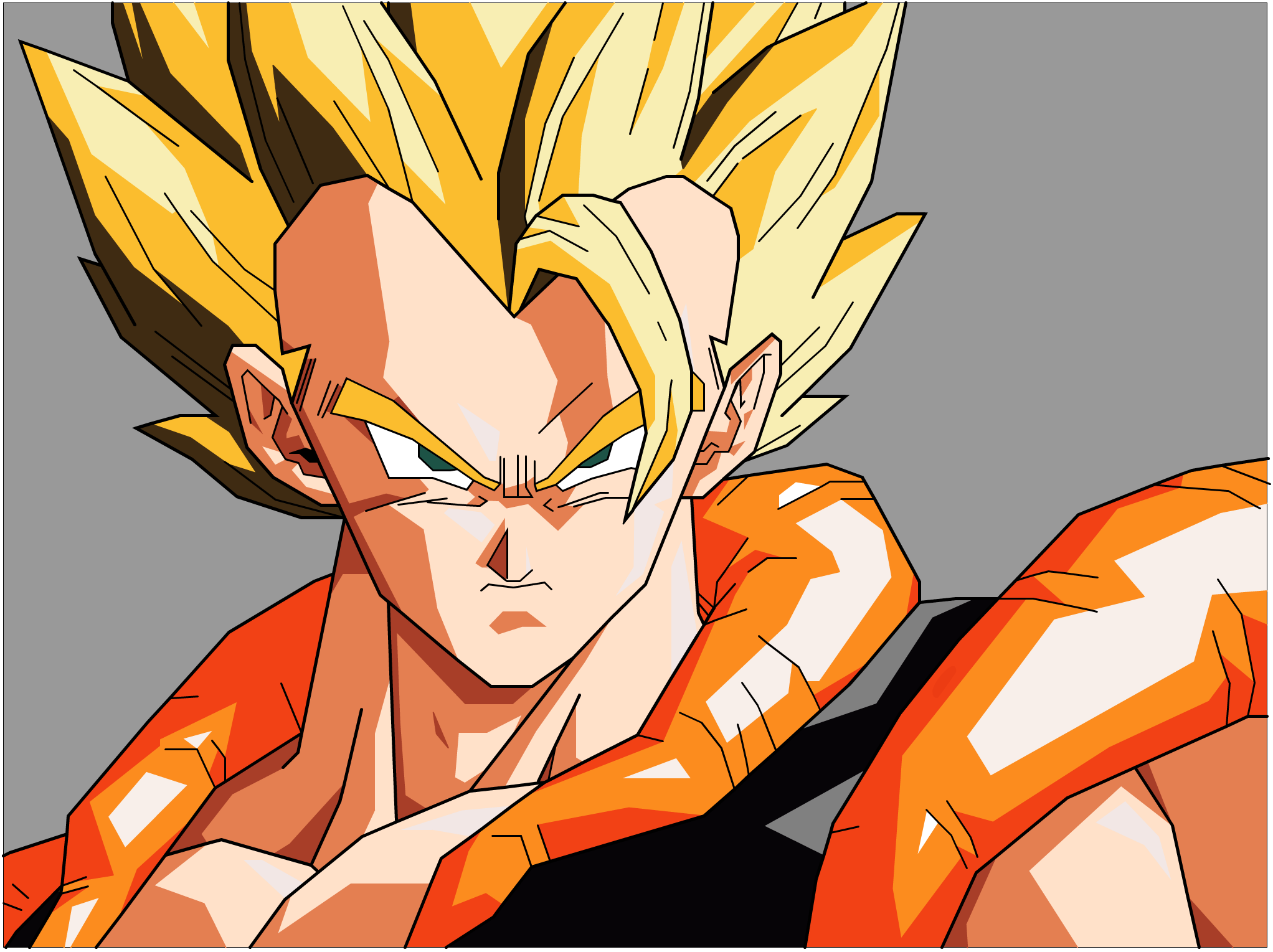 640 Dragon Ball Z HD Wallpapers