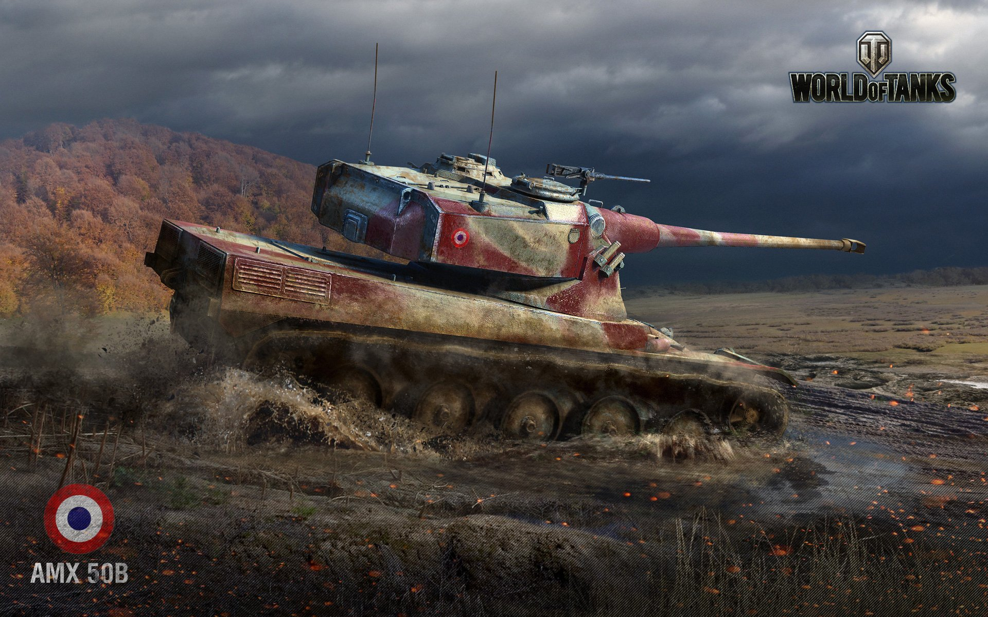 Video Game - World Of Tanks  Wallpaper