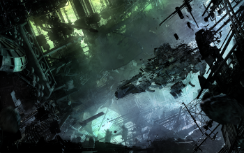Sci Fi - Apocalyptic Wallpapers and Backgrounds ID : 310028