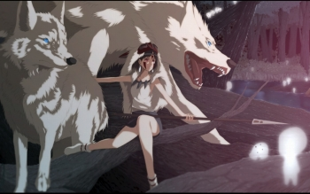 Movie - Princess Mononoke Wallpapers and Backgrounds ID : 310076