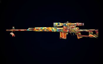 Weapons - Sniper Rifle Wallpapers and Backgrounds ID : 310210