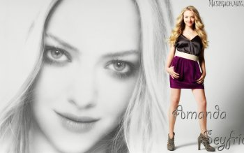 Celebrity - Amanda Seyfried Wallpapers and Backgrounds ID : 310483