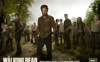 Televisieprogramma - The Walking Dead Wallpapers and Backgrounds ID : 310538