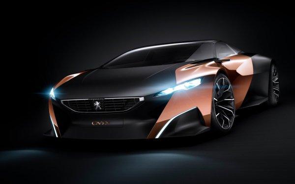 Véhicules Peugeot Sport Car Concept Car Custom Car Fond d'écran HD | Image