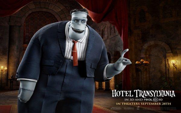 Movie Hotel Transylvania Frankenstein HD Wallpaper   Background Image