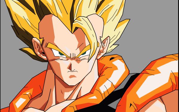 Anime Dragon Ball Z Dragon Ball Gogeta Super Saiyan HD Wallpaper | Background Image