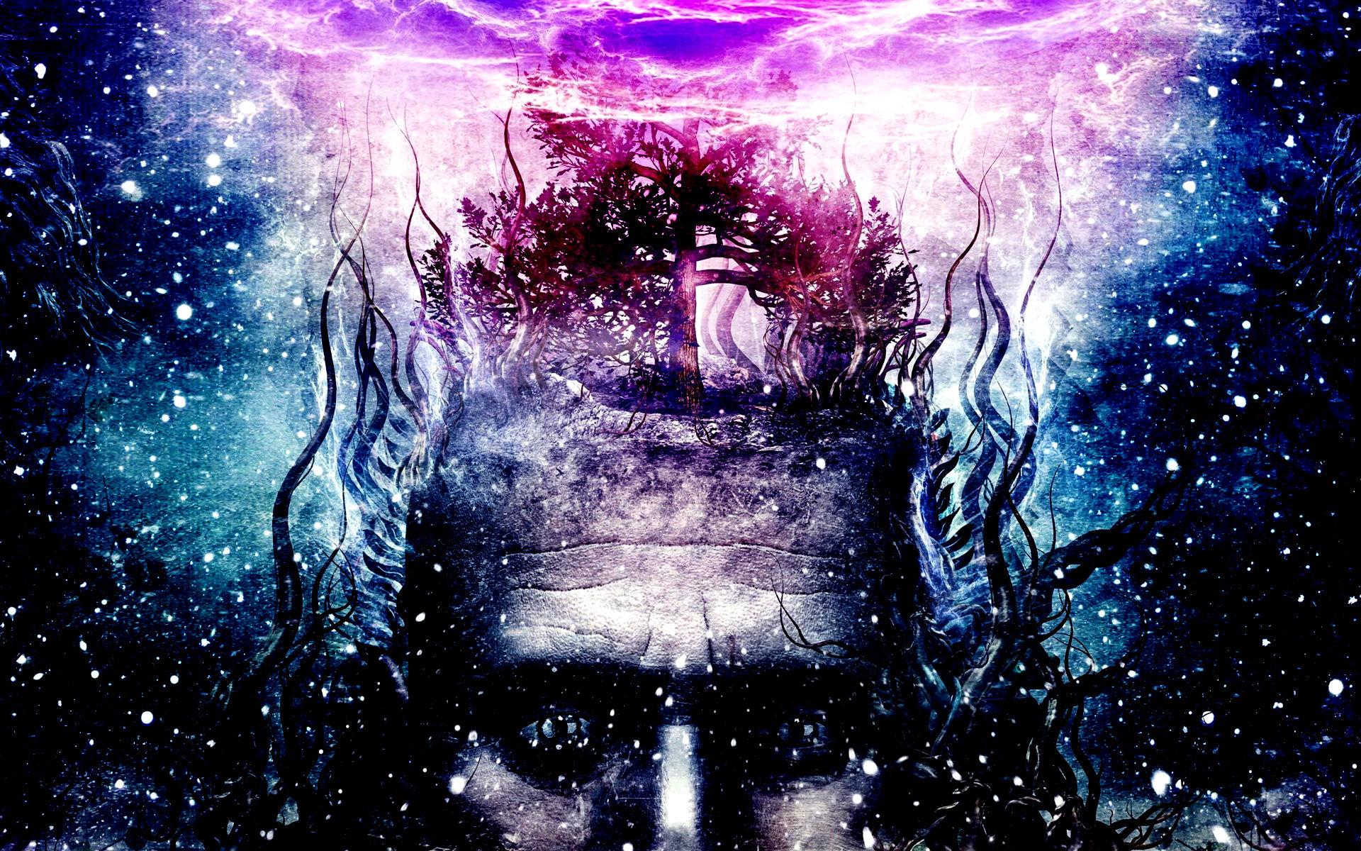 trippy galaxy wallpaper - photo #2